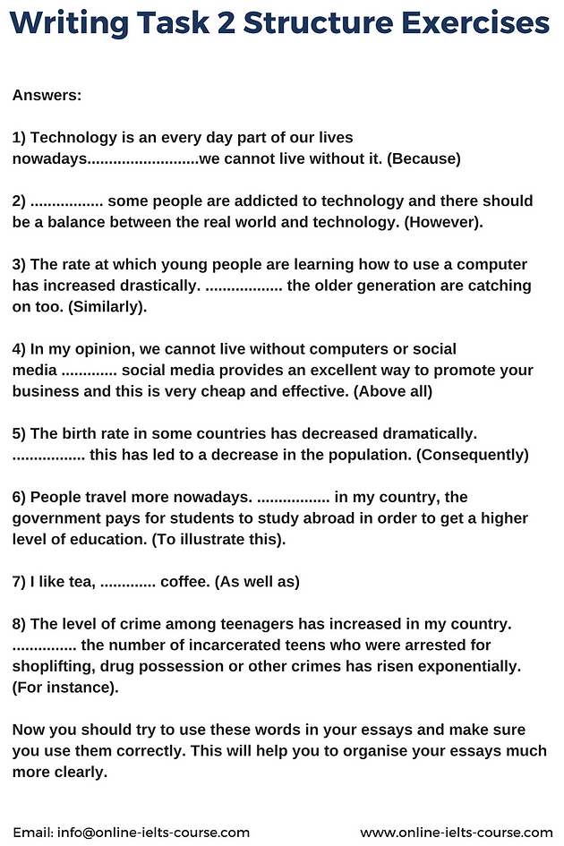 an opinion essay young people