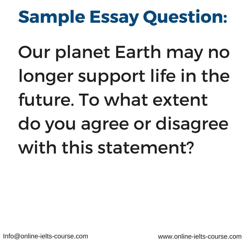 Sample Ielts Task 2 Writing Question 6 Ielts Online Preparation