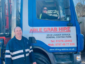 Mr Able Grab Hire Himself