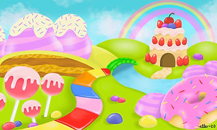candy land  - Elle Mountford.JPG