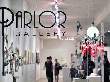 Parlor Gallery: Home to Innovative Art