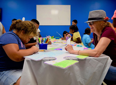 Signs of Hope Arts Program Expands into Red Bank