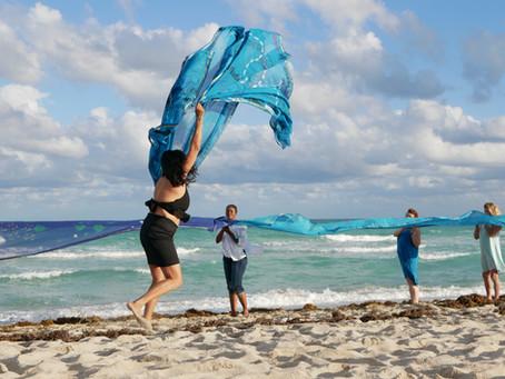 Siren Arts Returns to the Beach!