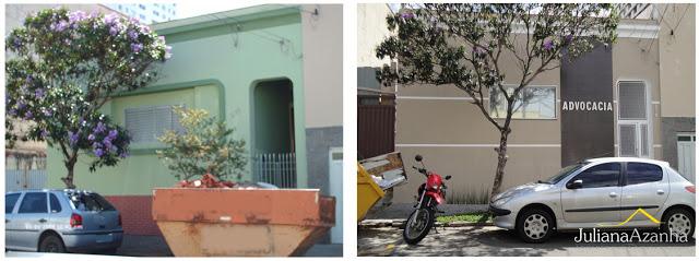 Antes e Depois | Fachada