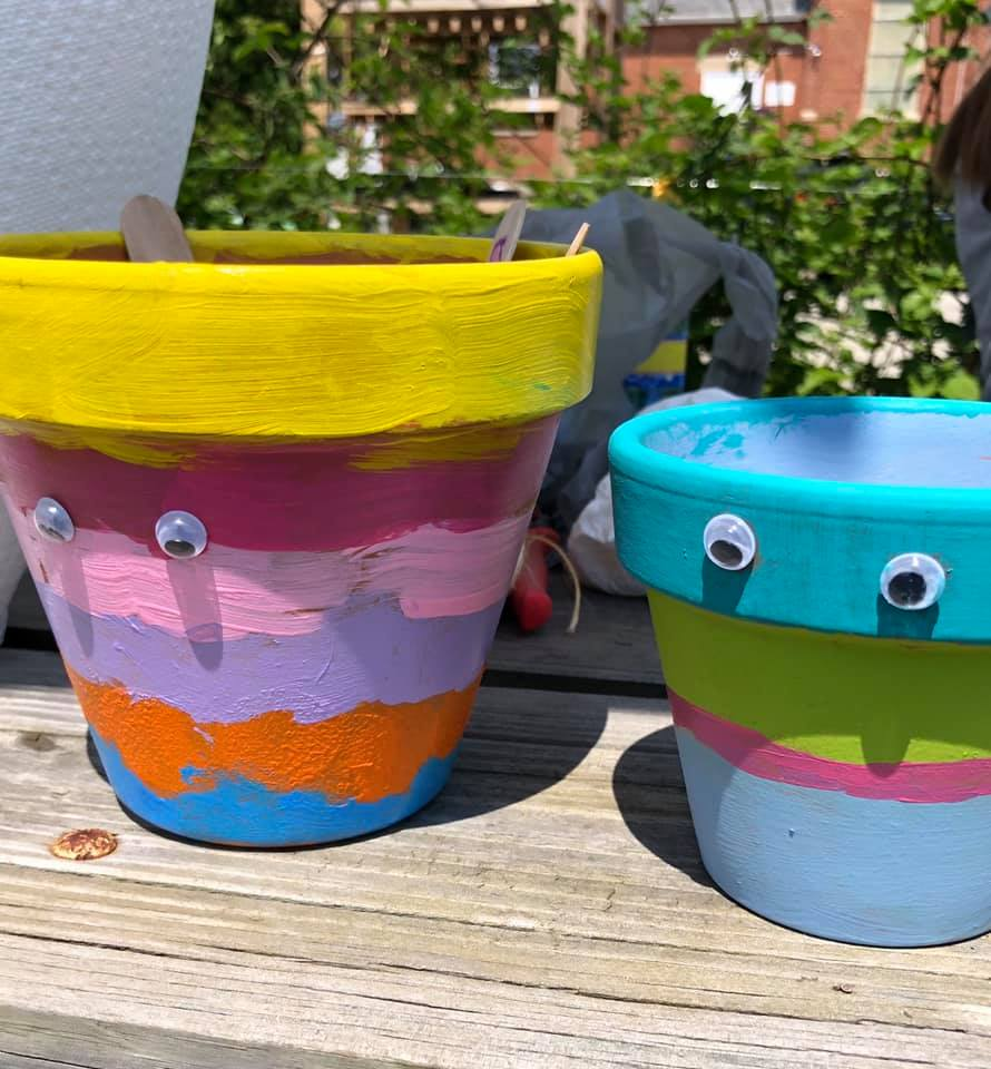 beecher party pots