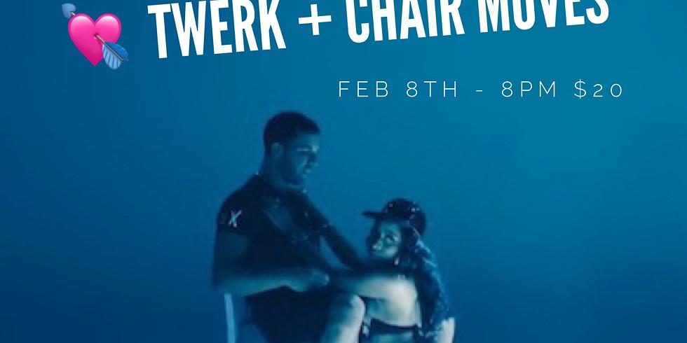 Twerk + Chair Dance
