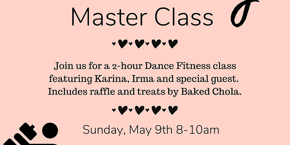 Mother's Day Master Class