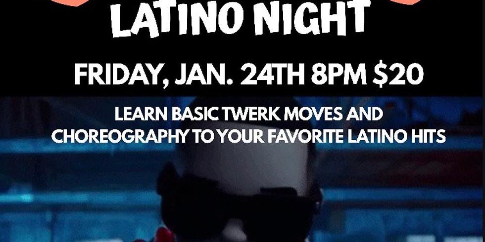 Twerk Latino night