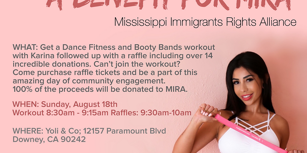 Mississippi Immigrants Rights Alliance Fundraiser