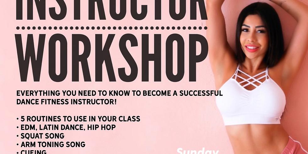 Dance Fitness Instructor Workshop