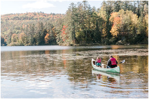 Kayaking & Canoeing Rentals Included