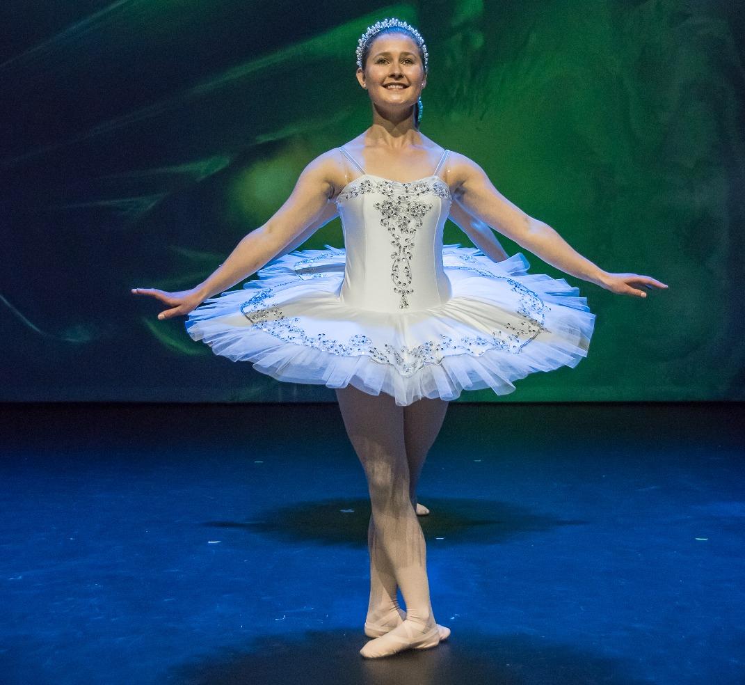 Adult Ballet Concert 2017