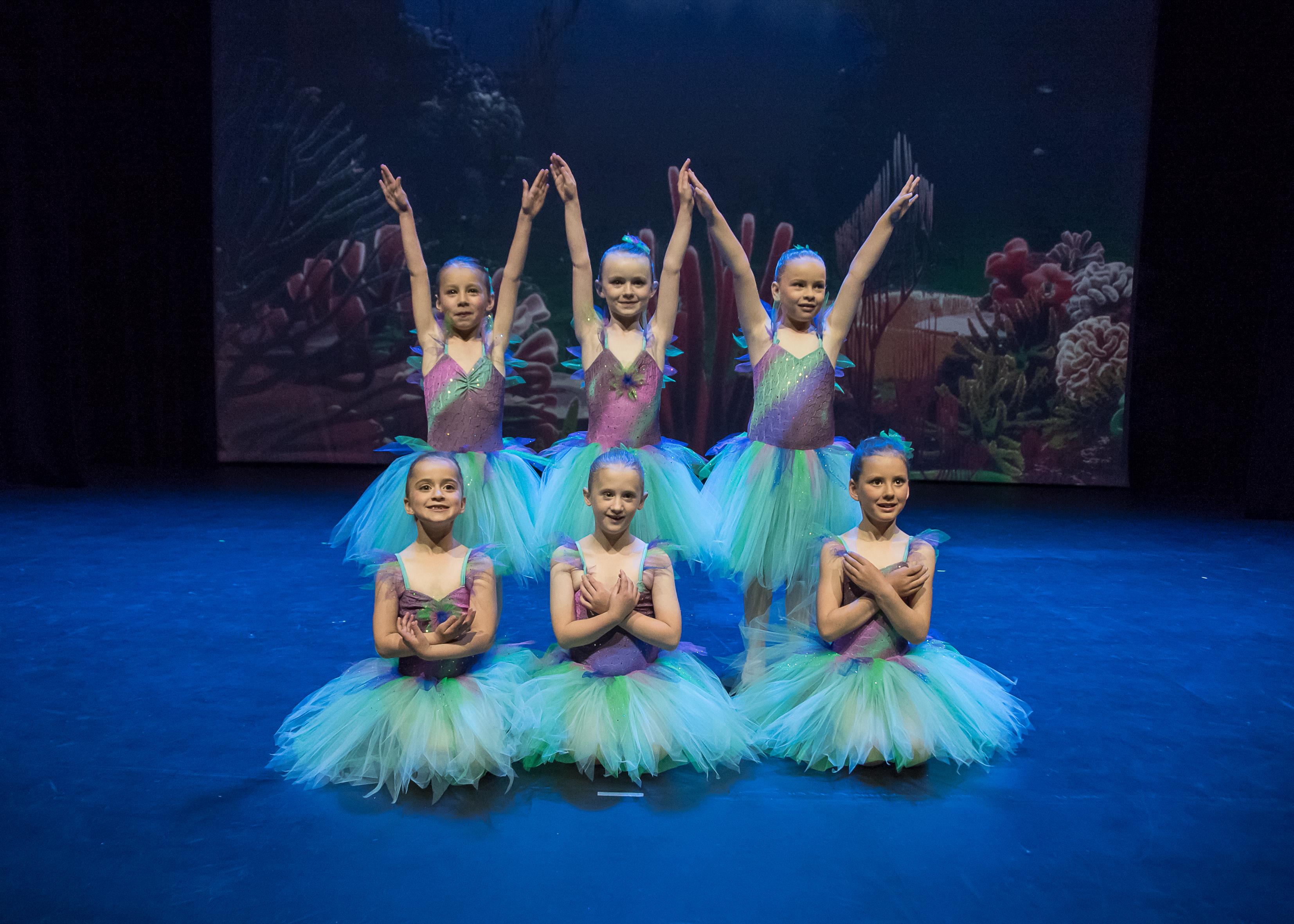 Grade 1 Ballet 2016