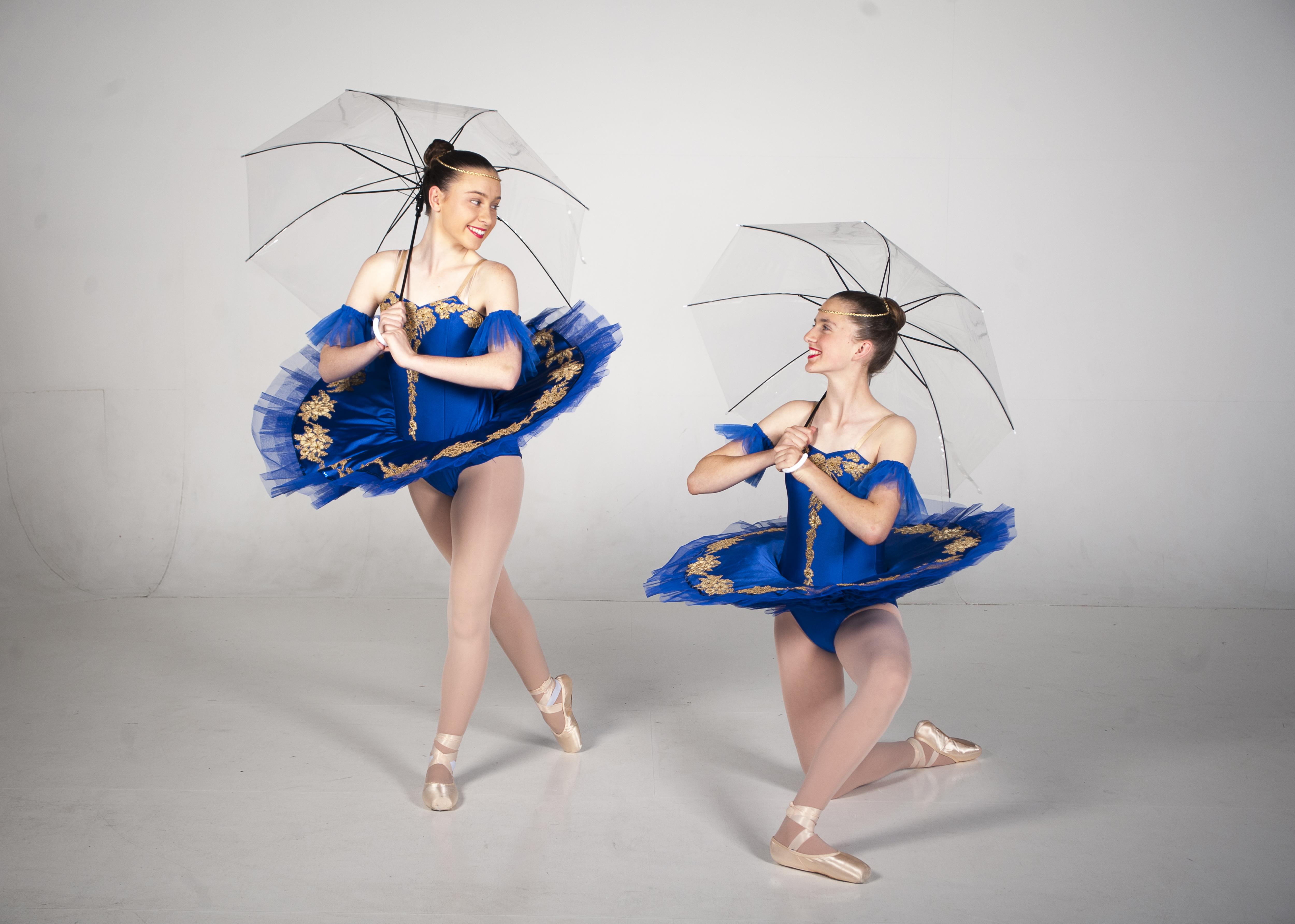 Senior Ballet Duo 2018