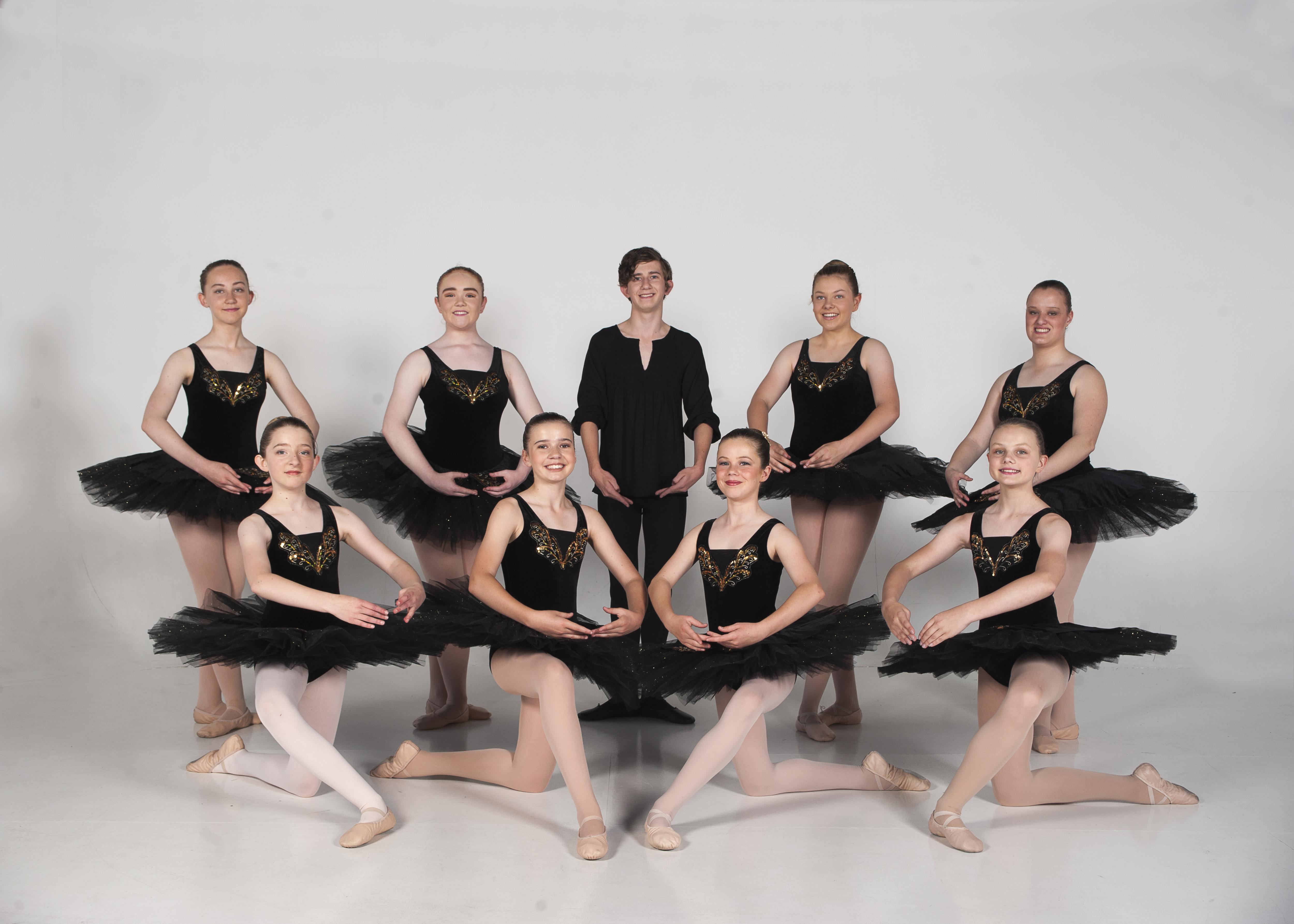 Teen Ballet 2018