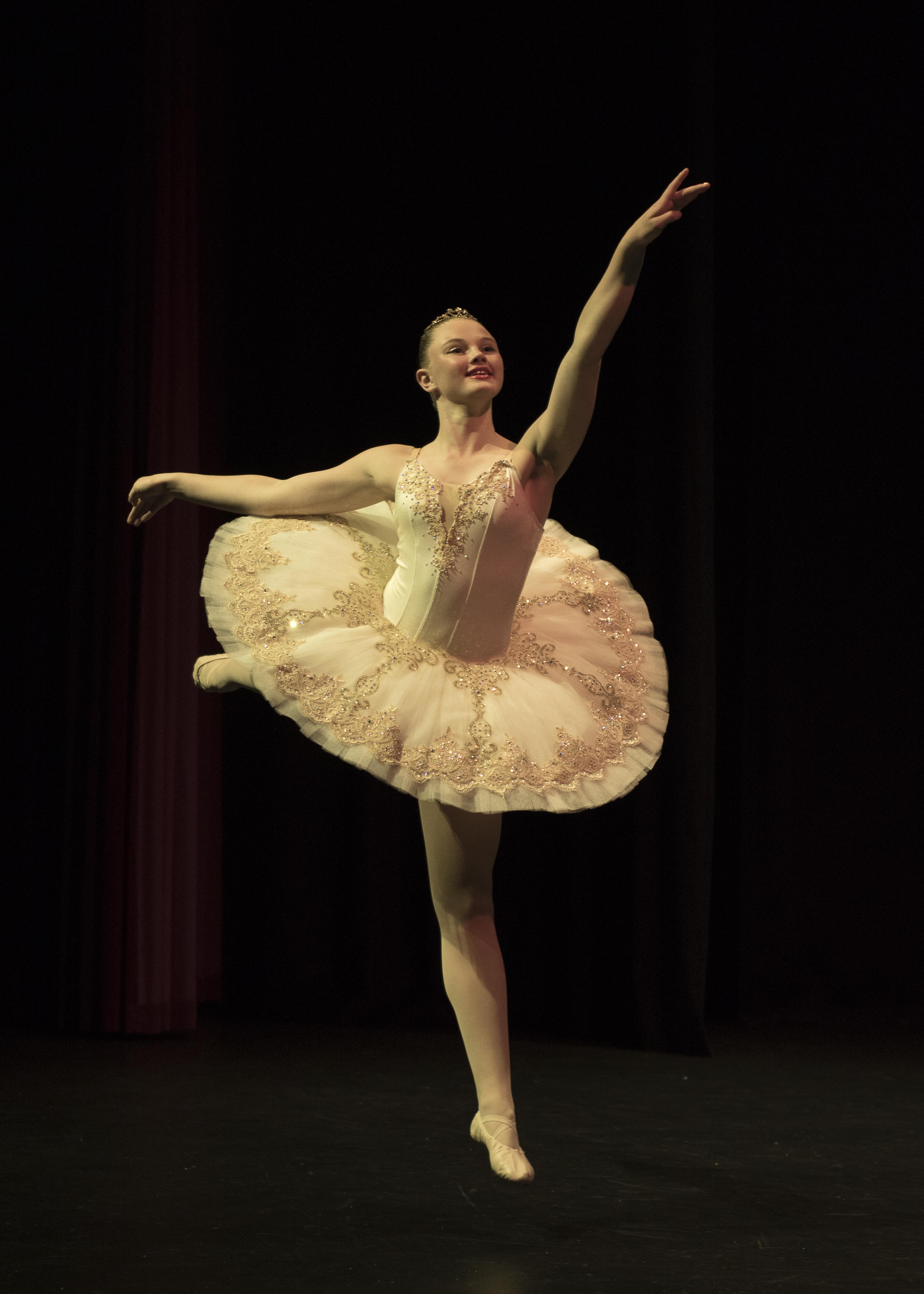 Senior Ballet Soloist 2018