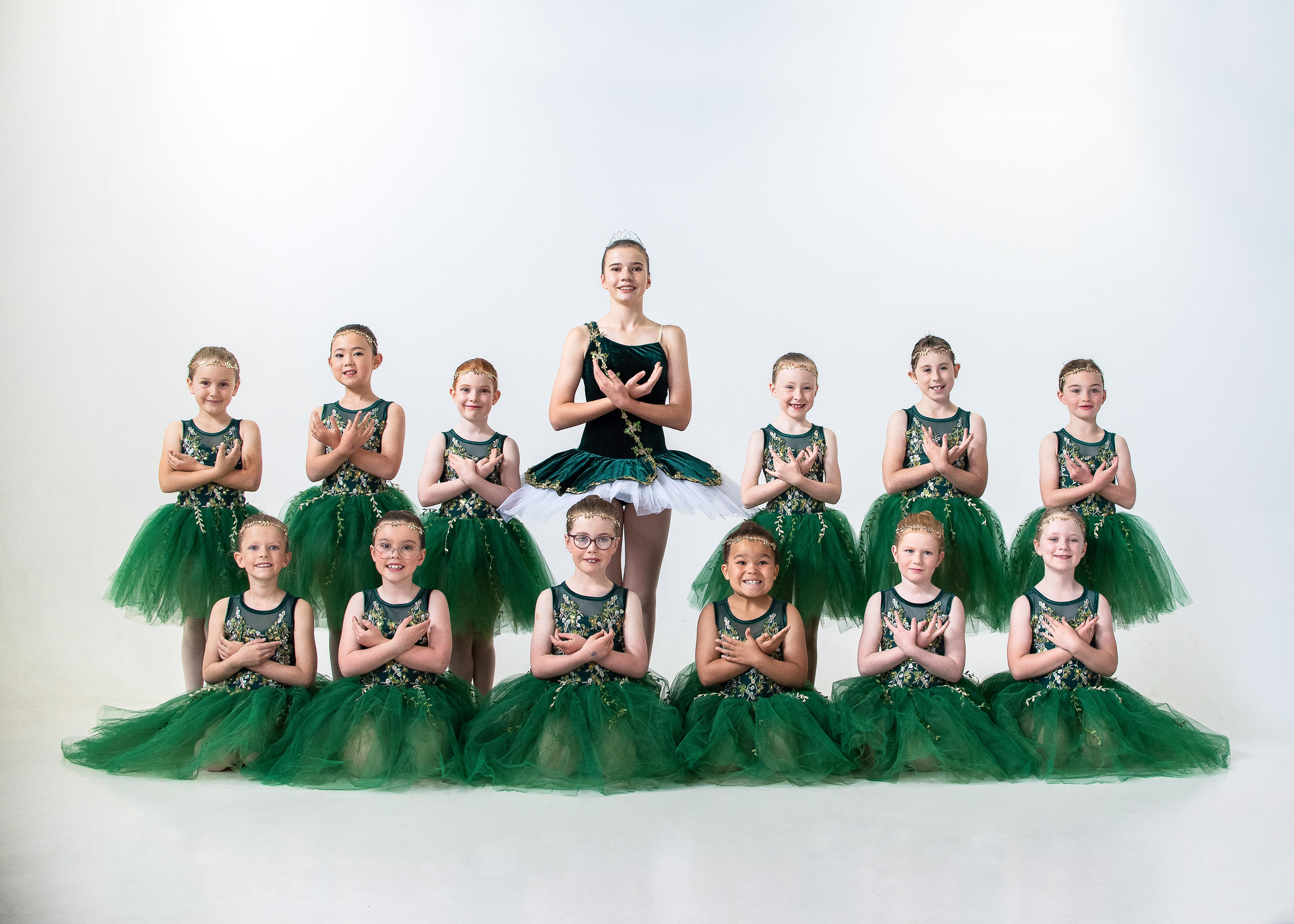 Grade 1 Ballet 2019