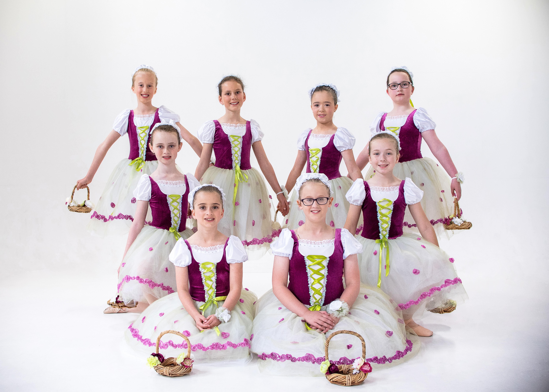 Grade 3 Ballet 2019