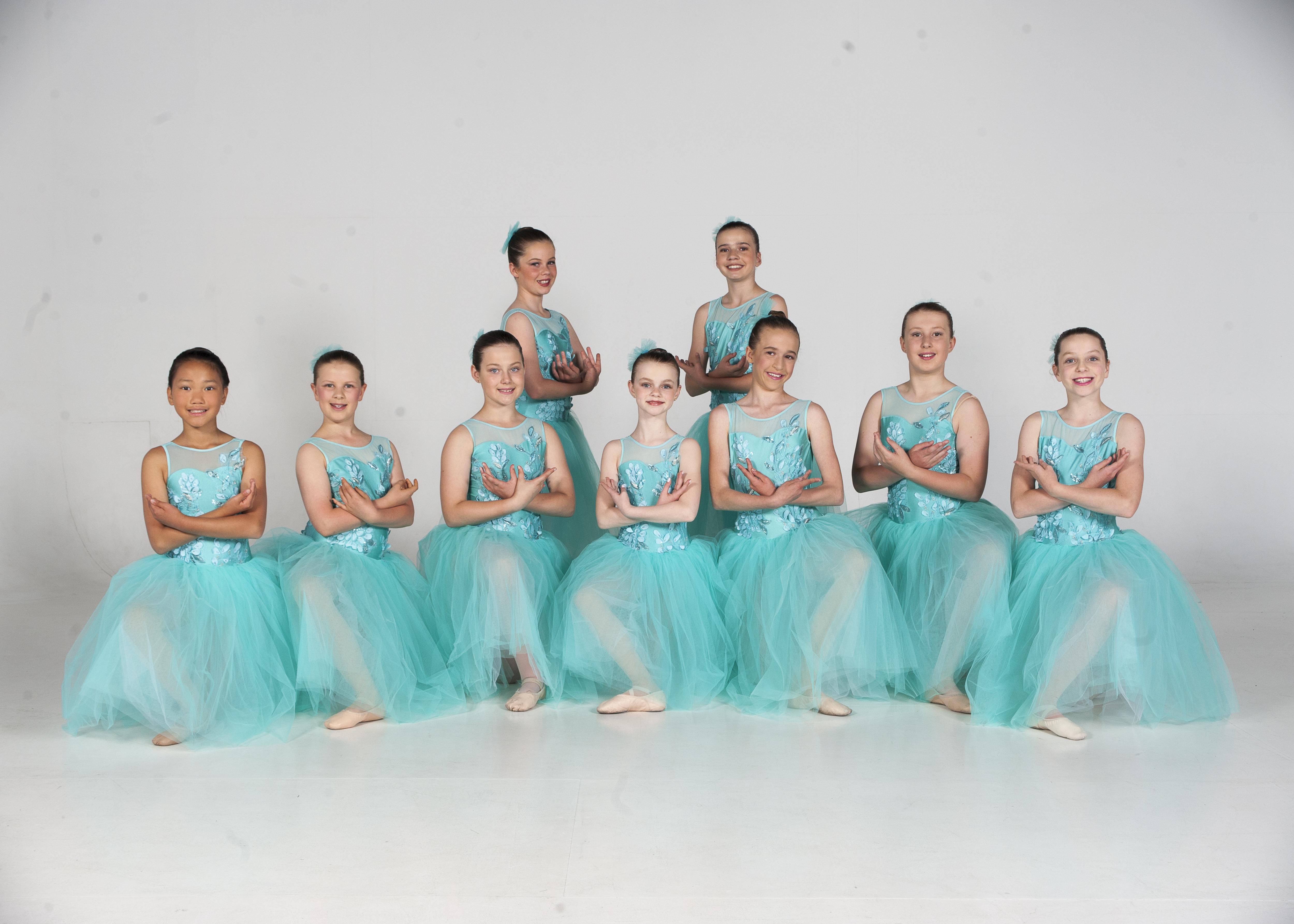Grade 4 Ballet 2018