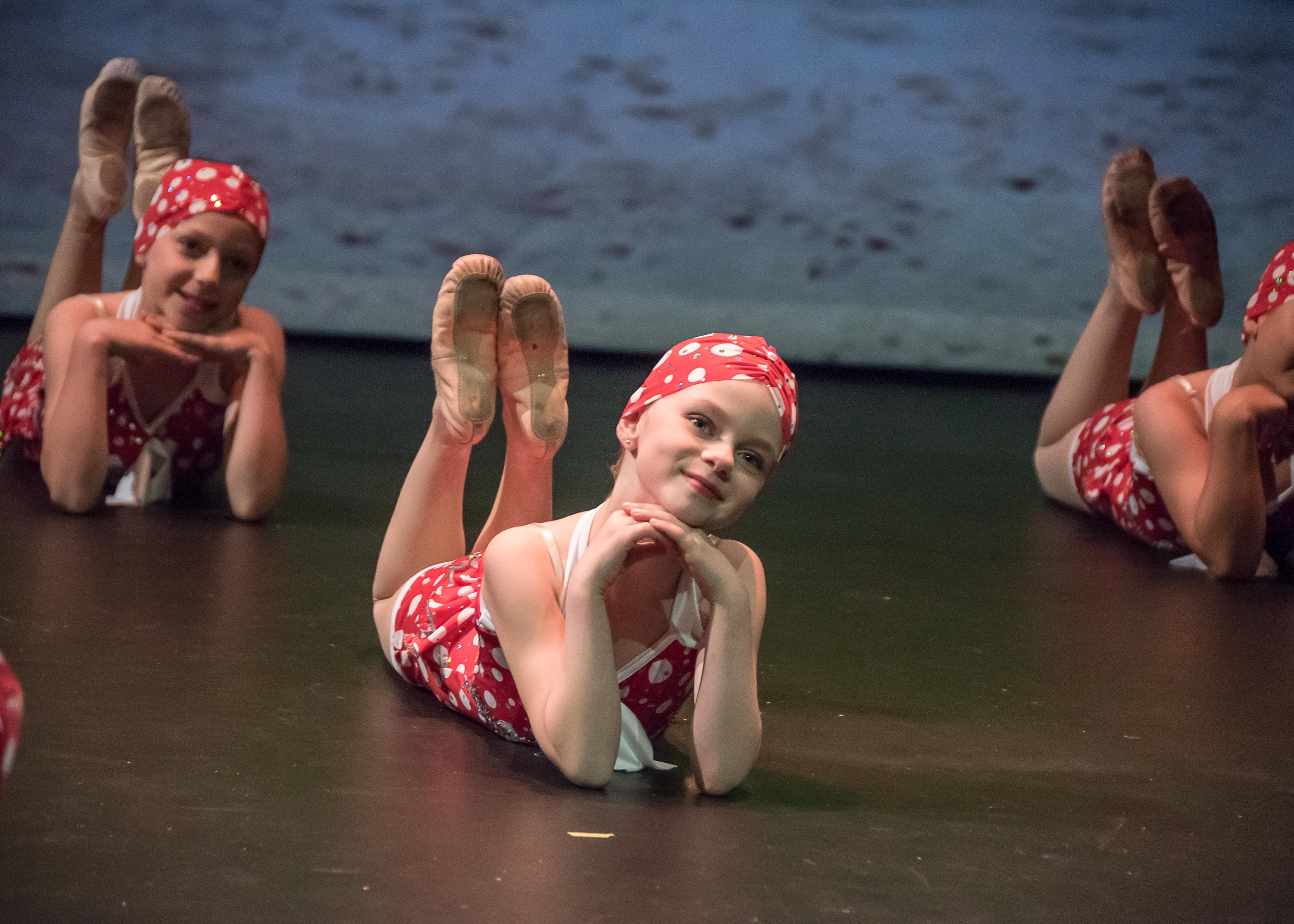 Grade 4 Ballet 2017