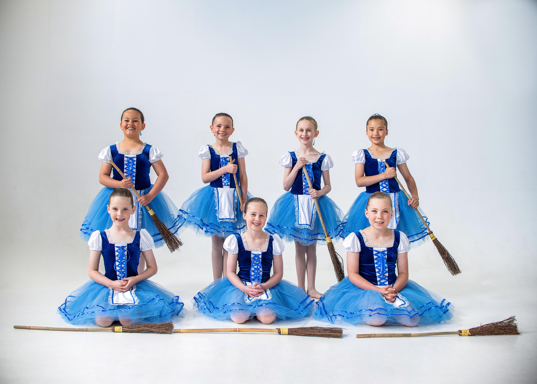 Grade 2 Ballet 2019