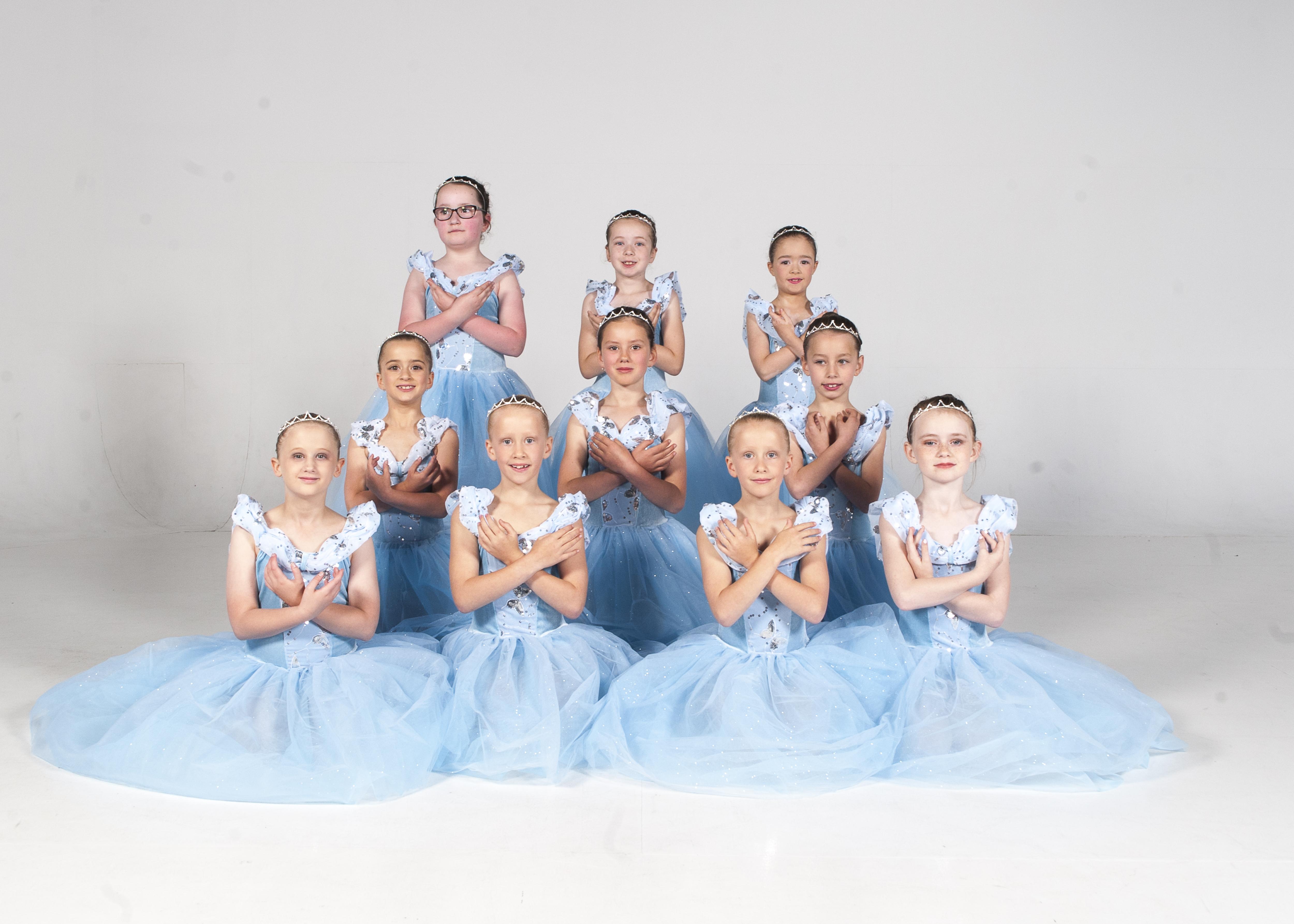 Grade 2 Ballet 2018