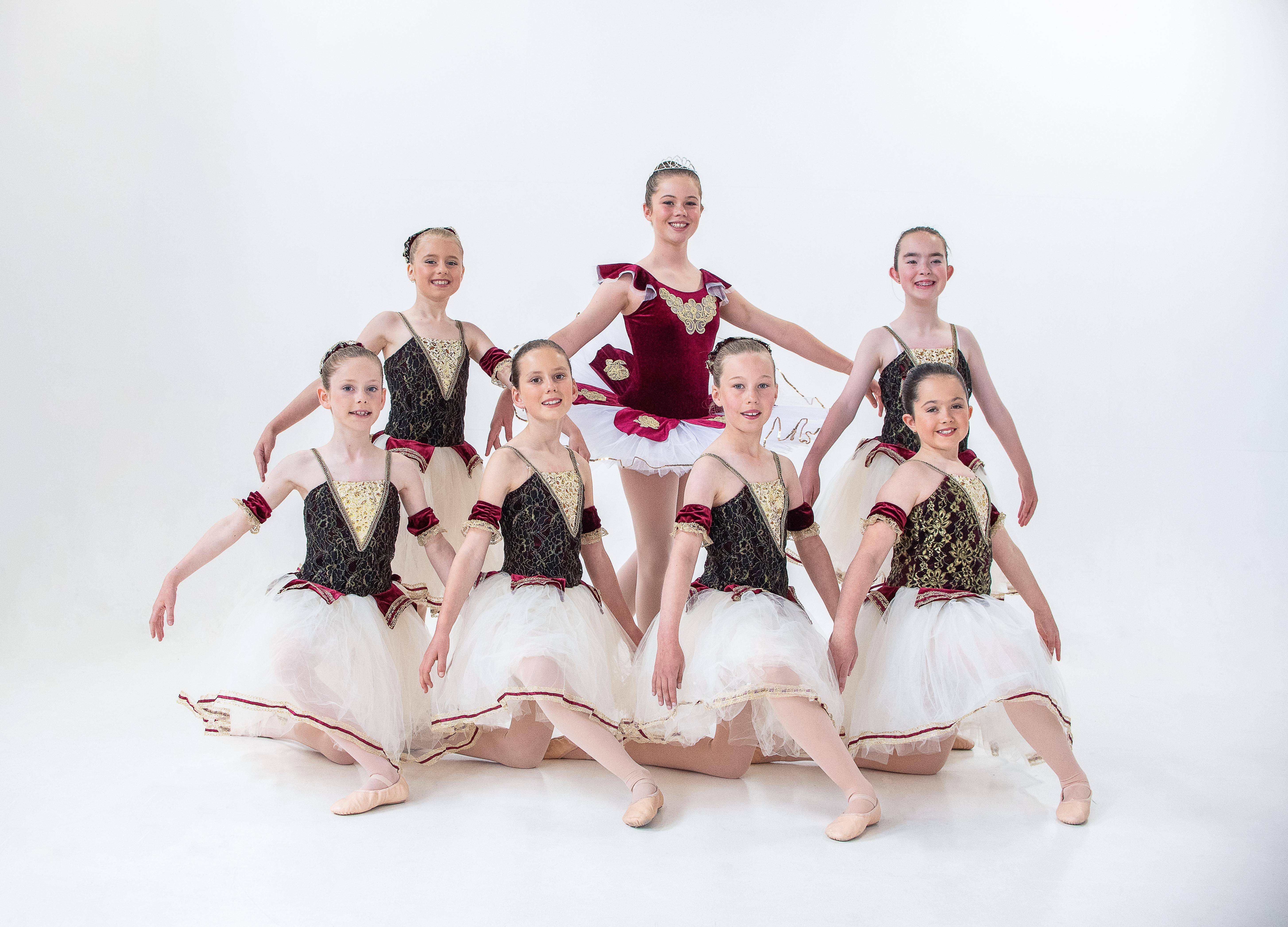 Grade 4 Ballet 2019
