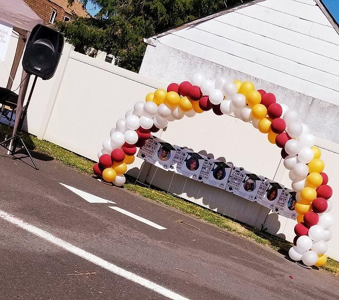 10 ft Standard Balloon Arch