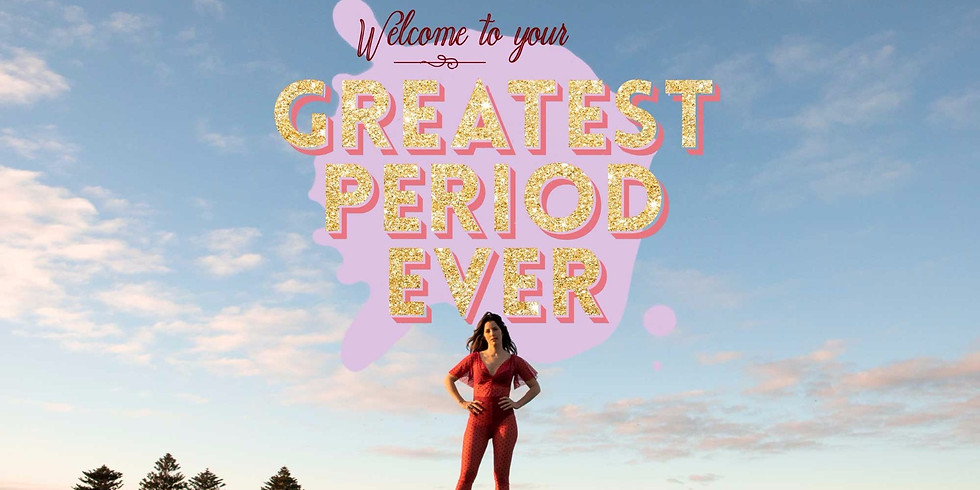 My Greatest Period Ever in Geraldton