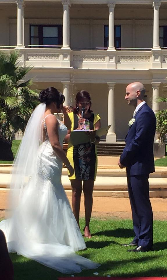 roxy and enver ceremony