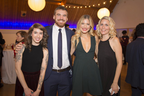 Animal Justice Holiday Party 2018