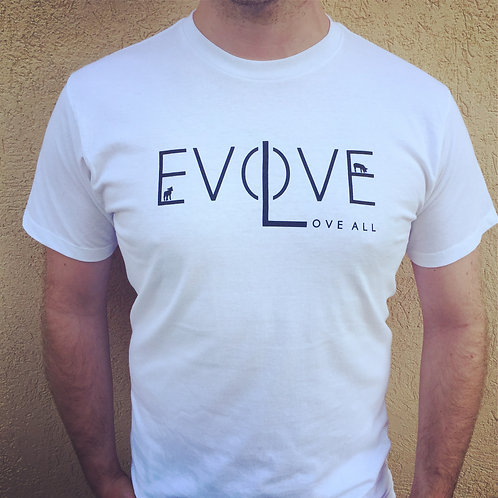 Evolve Love All T-shirt - Men