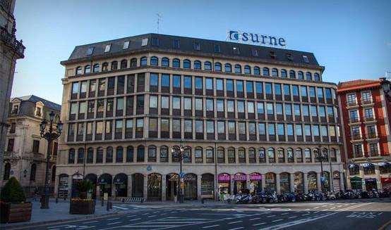 Edificio Surne Bilbao