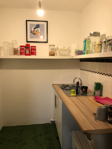 Our free to use kitchen in our meetings room hub Morecambe