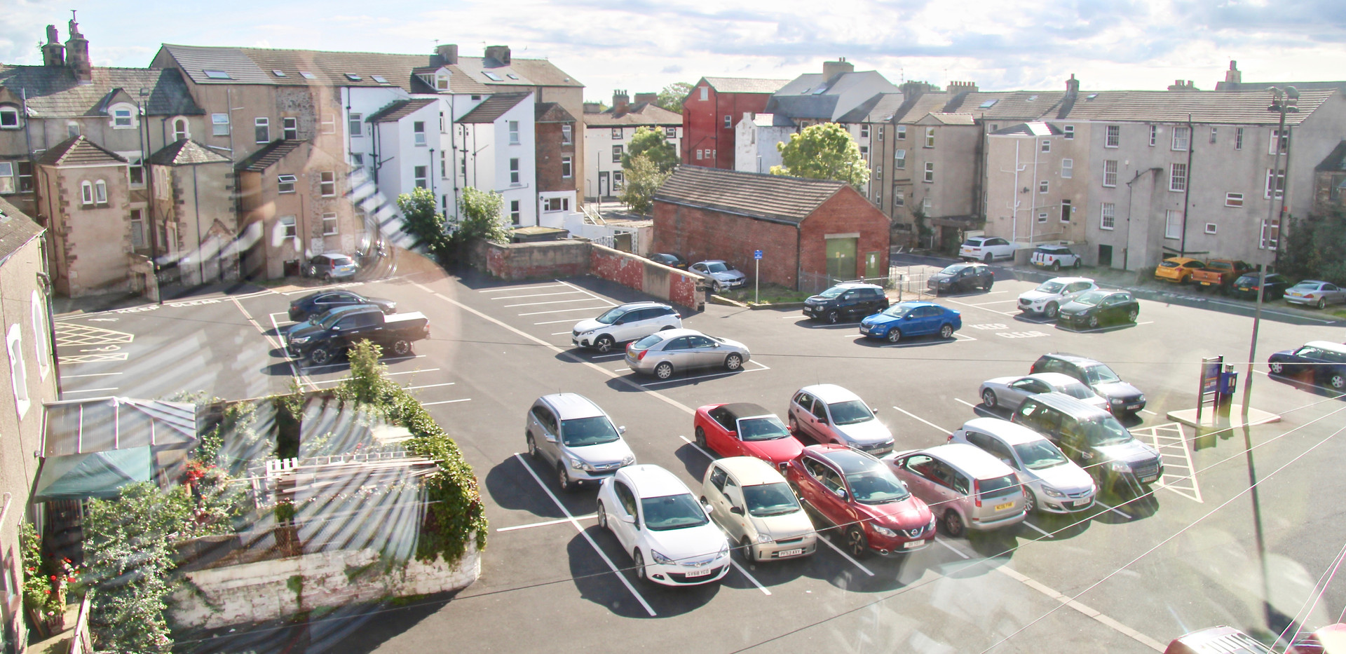 The Consutl Cetnre Morecambe Parking .jp