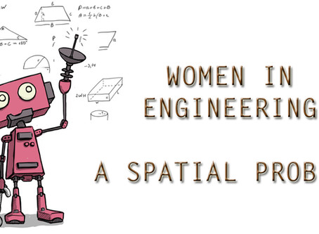 Women in Engineering: A Spatial Problem?