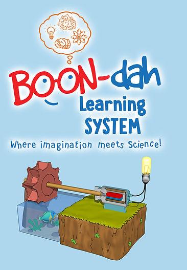 BoonDah_learning system webBanner logo o
