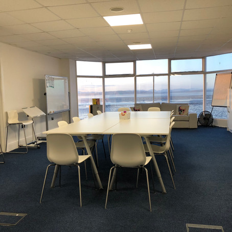 We are thrilled to launch our meeting and hot desk hire - Find out all about it - The Consult Centre