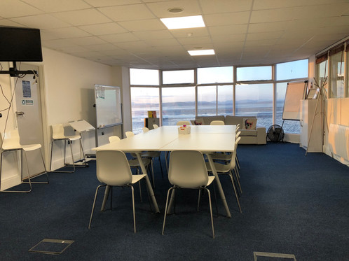 Meeting and training room hire situated in Morecambe