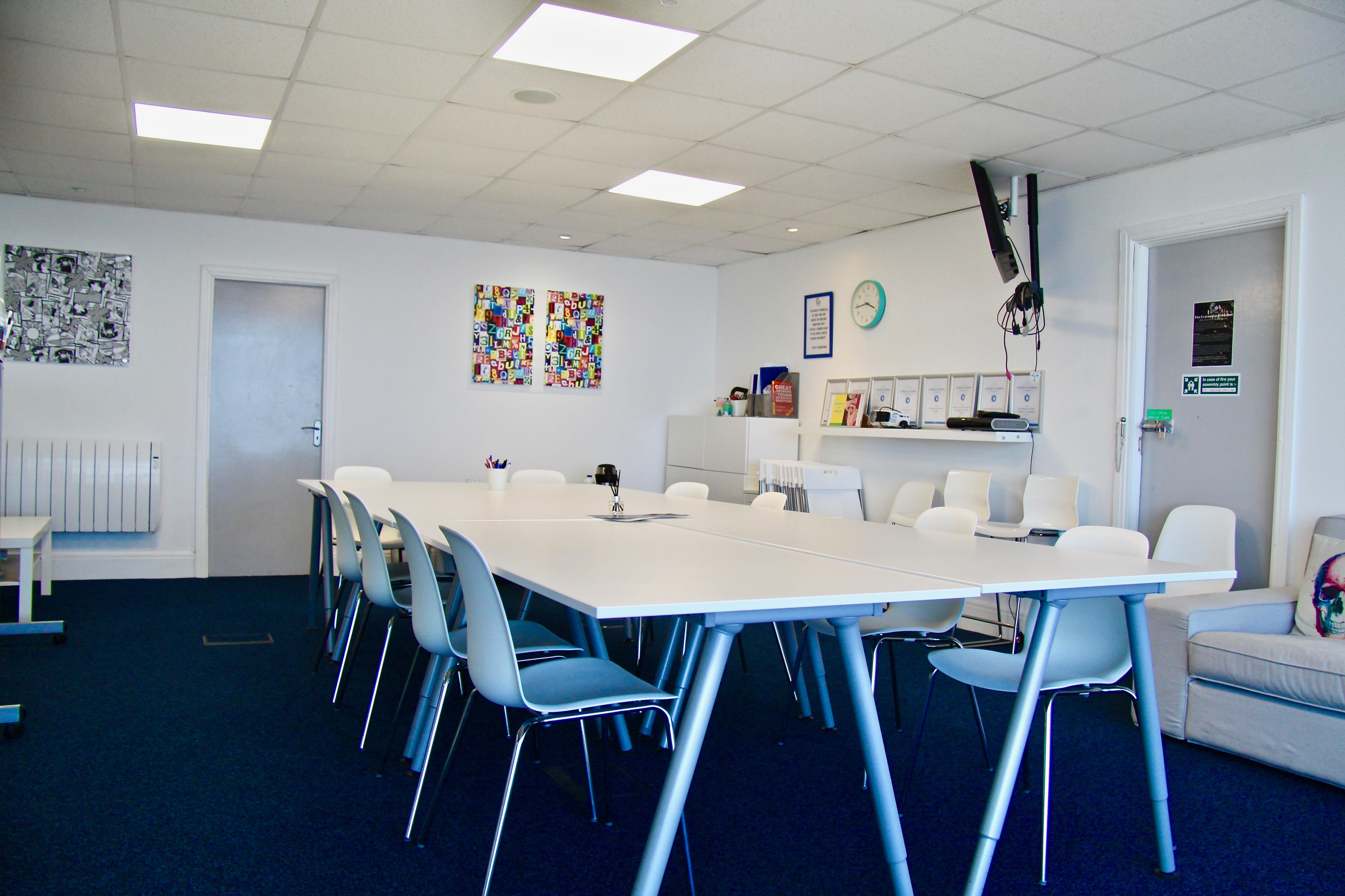 Eric Morecambe Room (Full Day)