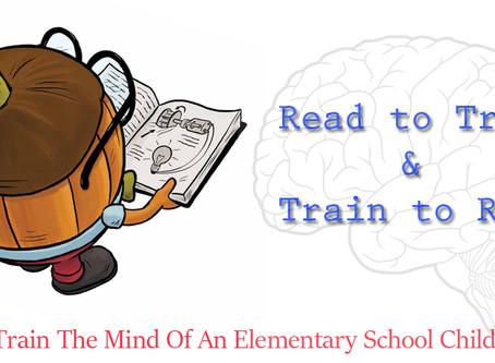 Read to Train & Train to Read