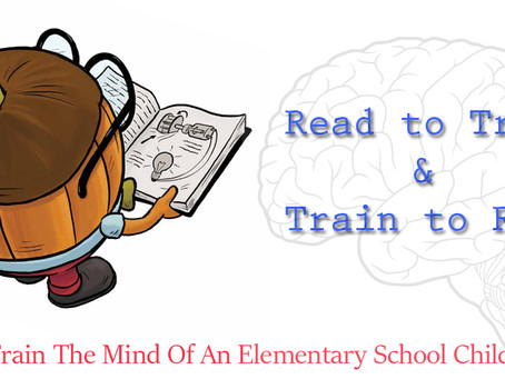 Read to Train & Train to Read