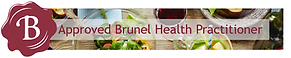 Approved Brunel Practitioner Banner