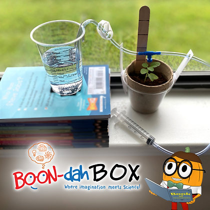 Pumpus has a Growing Idea DIY Kit and Video Story