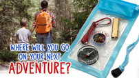 Let's go hiking!