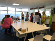 A meeting space for groups and communities in Morecambe