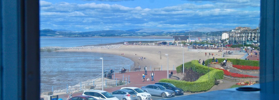 Morecambe Beach View The Consult Centre.