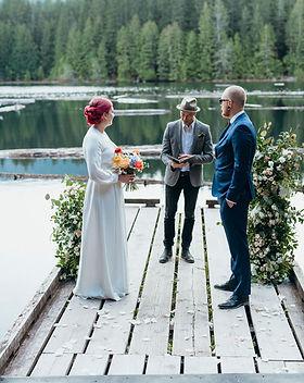 pop up weddings squamish