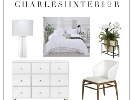 White, the Queen of Interiors