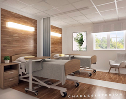 Nursing Home Resident Room Design